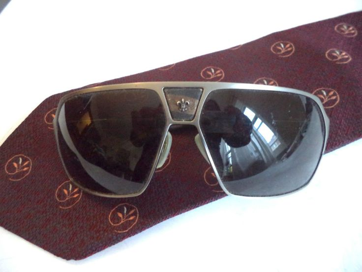 Men's Chrome Hearts Sunglasses Rare Double D Zeiss Aviator sword dagger wrap  | eBay