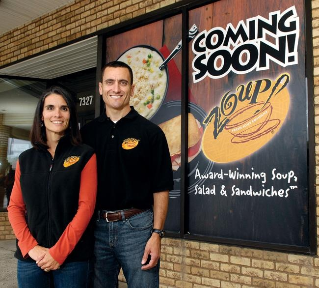 Zoup!'s in Points East Plaza in Mentor
