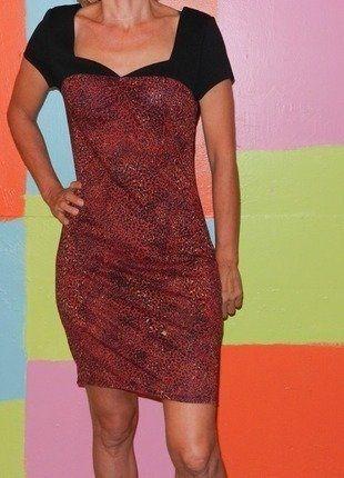 À vendre sur #vintedfrance ! http://www.vinted.fr/mode-femmes/robes-de-soirees-and-cocktails/26005566-robe-droit-moulante-courte-motif-leopard-t38-40-demi-saison-sexymodeglamour