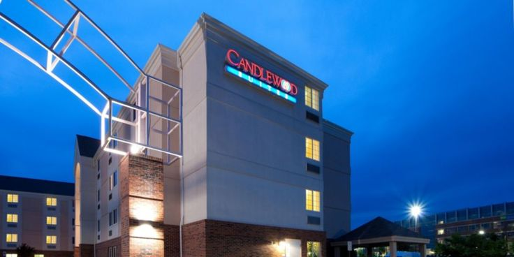 Candlewood Suites Washington Dulles Sterling - Extended Stay Hotel in Sterling, Virginia