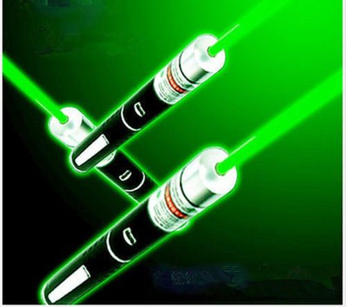 Nuevo 2016 Promoción Potente Puntero Láser Verde Pluma Luz de La Viga 5 mW 532nm Lazer de Alta Potencia de Lámpara Presentación Powerpoint Presentador
