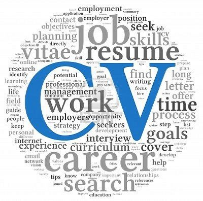 Five ways to write the perfect CV