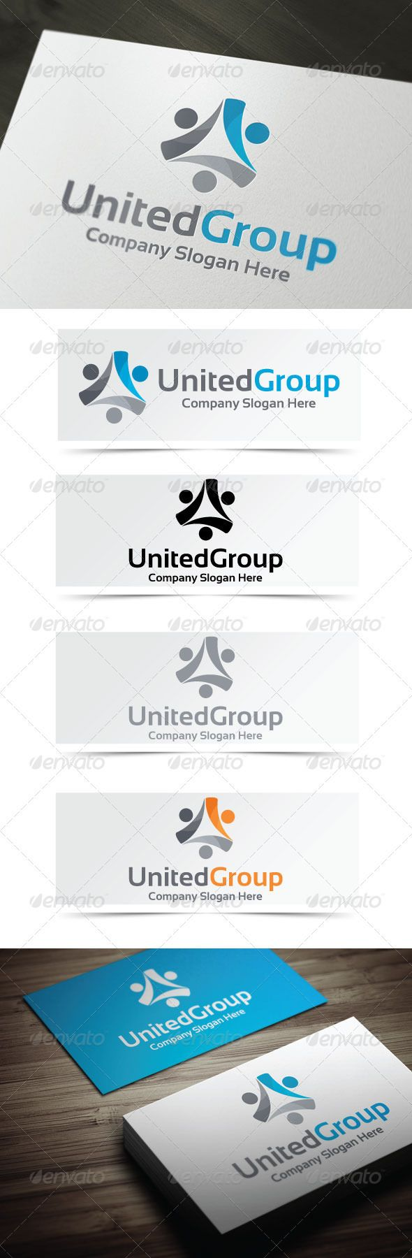 United Group - $29  http://graphicriver.net/user/debo243/portfolio