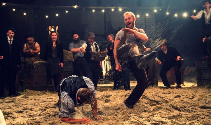 McGregor takes part in filming of the Transylvania [Damn Fun]: http://showbiz.ua/archives/27977 #TransylvaniaDamnFun #VladDamian #ConstantineZgomot #WTF #McGregor