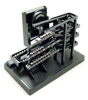 Can You Imagine Time Machine Tabletop Clock --- http://www.amazon.com/Can-You-Imagine-Machine-Tabletop/dp/B0000BEWO6/?tag=miningbitcoin-20