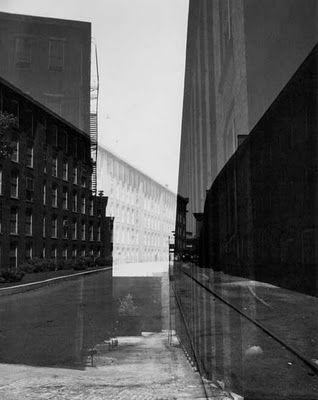 Charles Sheeler 'Millyard Passage' Photomontage 1948