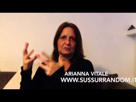 Sussurrandom incontra Arianna Vitale | Sussurrandom