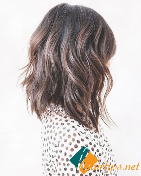 Wearing Your Long Bob Hairstyles in Different Ways_36.jpg | Hairtips.NET