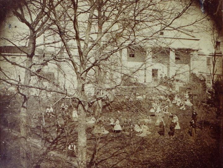Patapsco Female Institute Ghost Tour