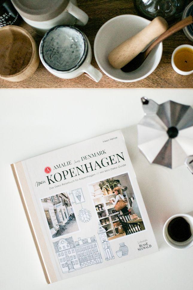 Copenhagen Book with travel & decor shopping tips