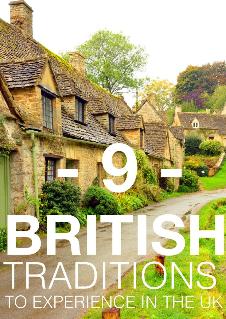 9 Uniquely British Traditions You Must Experience In The UK - Hand Luggage Only - Travel, Food & Home Blog