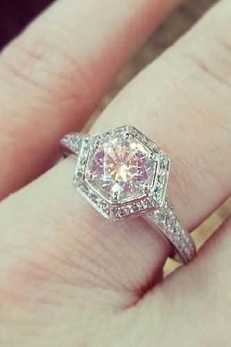 30 Custom Engagement Rings That Feel Like They Were Created Just For You - Reverie