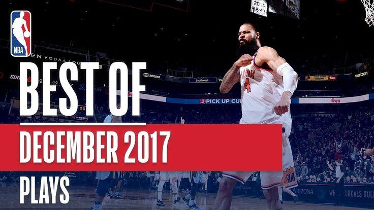 NBA News: Best Plays of the Month   December 2017 #latestnews #worldnews #news #currentnews #breakingnews