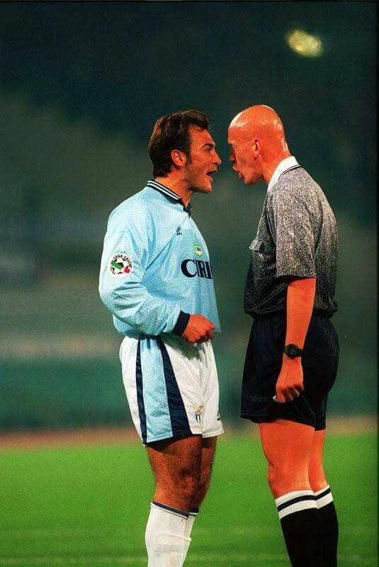 #Casiraghi vs #Collina