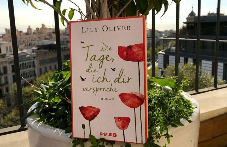 """Unser Book of the week: """"Die Tage, die ich dir verspreche"""", die Liebesgeschichte zweier junger Studenten, die dramatisch beginnt."""
