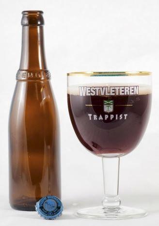 Westvleteren Acht (brown) - Belgian Trappist Beer (8%)... The holiest of holies of beer