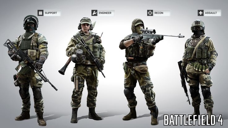Battlefield 4 concept inspiration