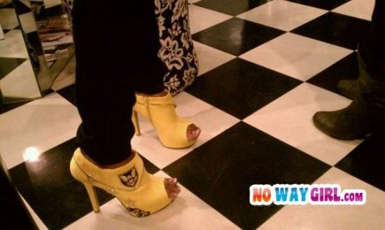 Ladies Here Are 18 Shoes That Just Might Be Too Small - NoWayGirl