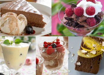 Chokolademousse opskrift | Hvid chokolademousse og mange flere opskrifter