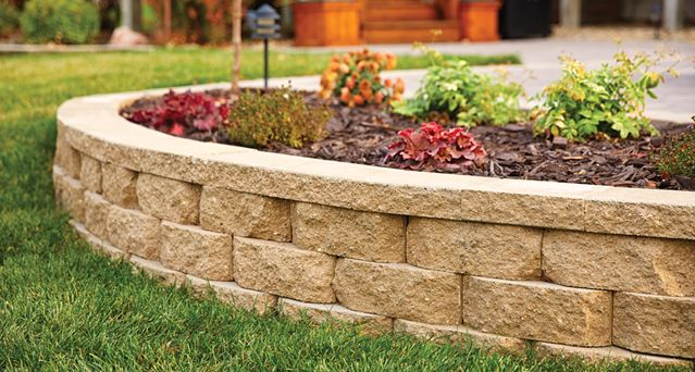 Anchor Block Products | Windsor Stone® | Retaining Wall System