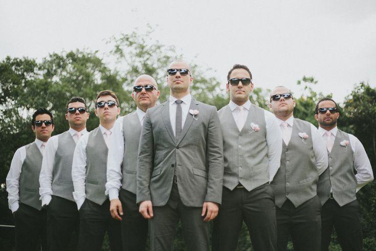 "Padrinhos, groomsmen... ou ""DAMOS""... http://lapisdenoiva.com/home/os-damos"