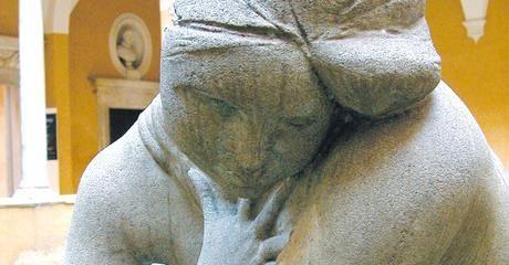 Uno dei grandi scultori del Novecento, Emilio Greco, scomparso nel 1995, torna protagonista al Museo di Roma nelle sale di Palazzo Braschi...  http://www.tripartadvisor.it/emilio-greco-celebrato-roma-londra/