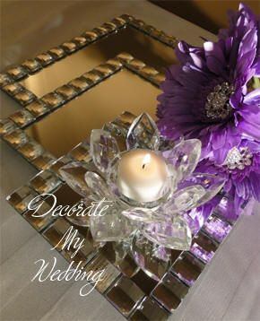 38 best images about wedding centerpieces on pinterest - Mesa tower crystal ...