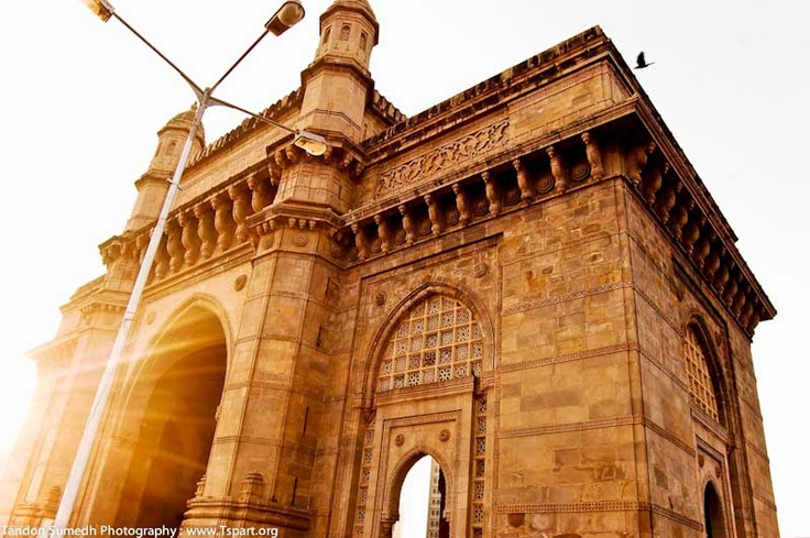 Out door photography, gate way of india, architecture
