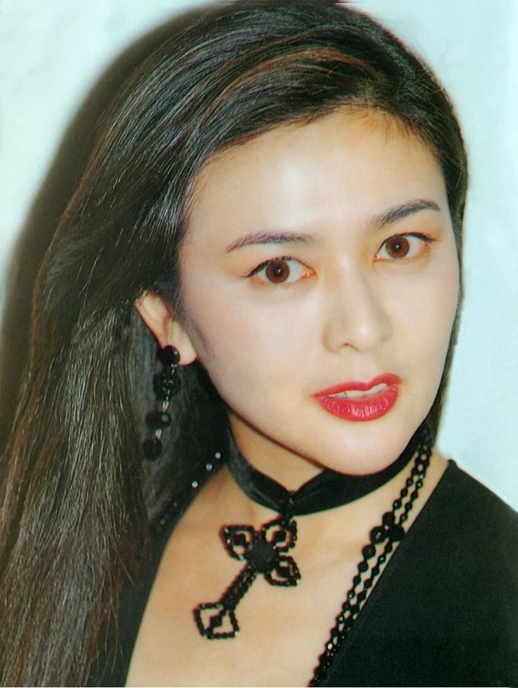 Rosamund Kwan - Hong Kong film star of the 1980's.