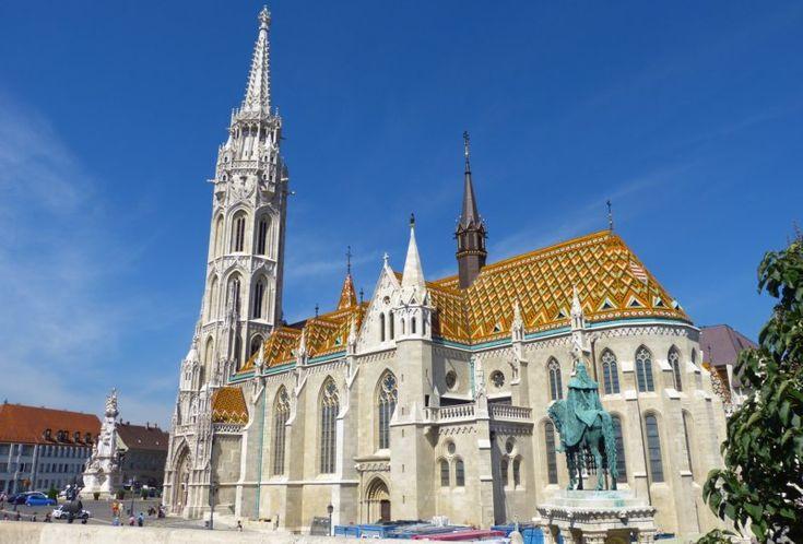 oudste gebouw van boedapest
