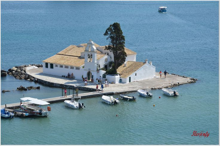 Corfu, Peloponnese Western Greece and the Ionian Island, Greece