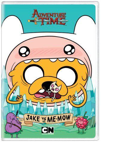 Cartoon Network: Adventure Time - Jake vs. Me-Mow (Vol. 3) @ niftywarehouse.com #NiftyWarehouse #AdventureTime #TVShow #Cartoon #Show #CartoonNetwork
