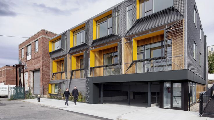 Top 25 ideas about northeast usa multi family buildings on for Multi family architecture