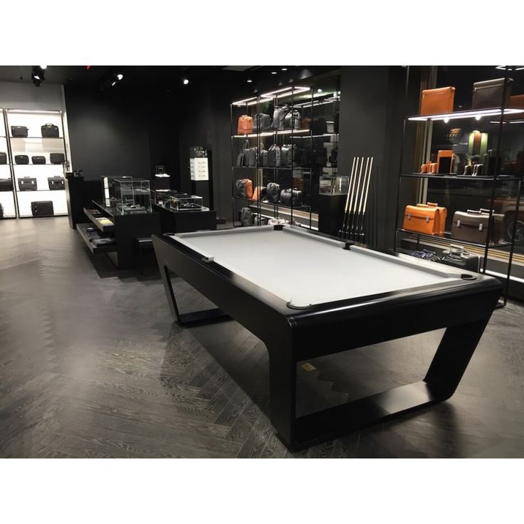 Porsche Design Pool Table By Thailand Pool Tables