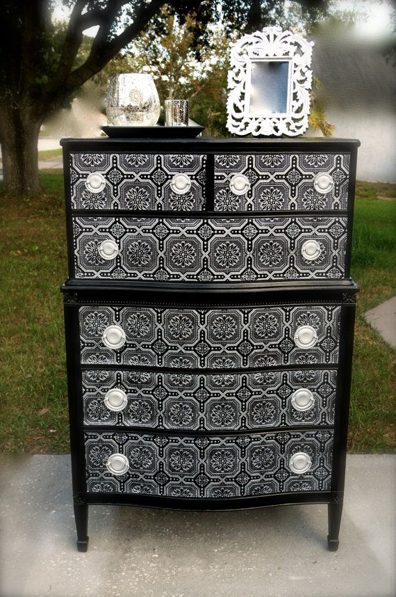 Ikea Hochbett Rutsche Vradal ~ drawer tall dresser by LMODesignGroup on Etsy, $500 00