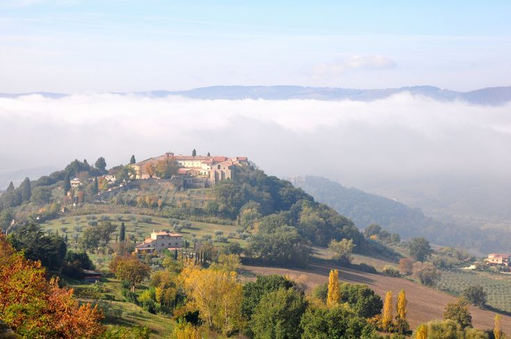 Towns of Umbria Italy   Traveling through Umbrian towns
