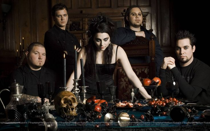 Evanescence HD Wallpapers - Free download latest Evanescence HD Wallpapers for Computer, Mobile, iPhone, iPad or any Gadget at WallpapersCharlie.com.