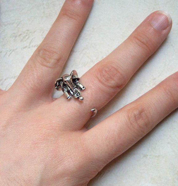 Modeschmuck ringe silber  Die besten 25+ Elefanten ringe Ideen auf Pinterest | Elefant-ring ...
