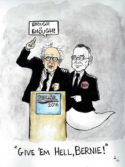 The Case for Bernie Sanders