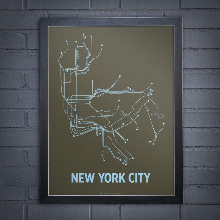 Subway Maps As Art Nyc 10