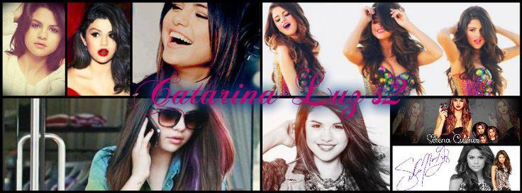 Selena Gomez & Catarina Luz! Omenagem á aniversário da Catarina!!