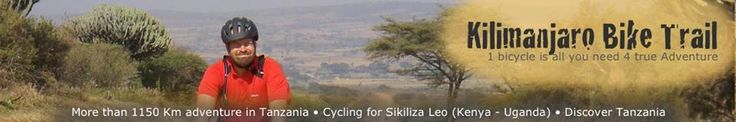 Tanzania will be the beautiful location for the Kilimanjaro Bike Trail. This is the type of bicycle adventure you have always dreamed of. ... Kilimanjaro Bike Trail 2014in #Dodoma #DodomaRegion via @Event2me @kilimanjarobiketrail http://event2me.com/6558683