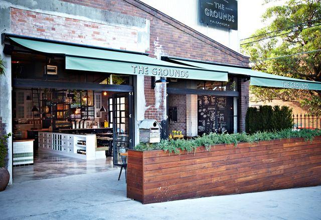 Virlova Interiorismo: [Places] Una cafetería de estilo industrial: The Grounds