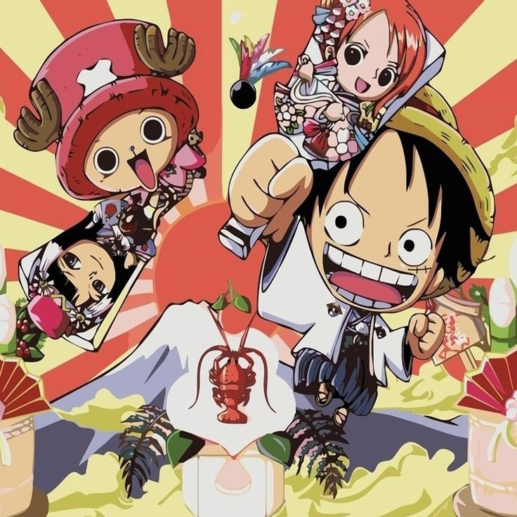 Skillful manufacture pvc wall sticker one piece anime