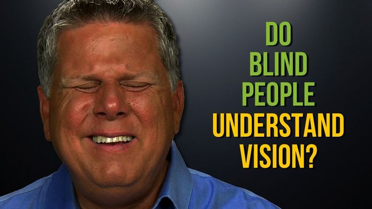 Blind Film Critic Tommy Edison Answers Question on How He Understands the Concept of Vision