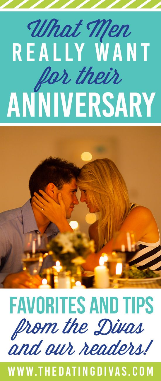 WHAT MEN SAID THEY REALLY WANT! The best anniversary gift ideas for your husband. Get him what he really wants - it's actually SO quick and easy! TheDatingDivas.com