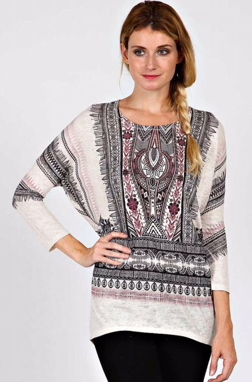 Fall For Me Tunic