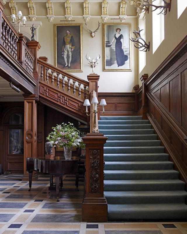 Classic Entrance Halls 10 Best: 25+ Best Ideas About English Manor On Pinterest