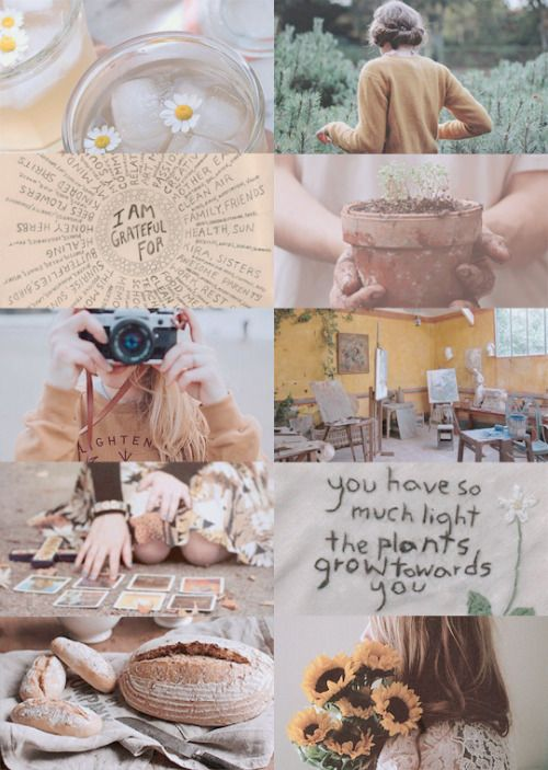 Hufflepuff. Beautiful! It would be so nice for someone to say this about you.