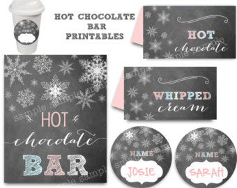 Popular items for hot chocolate on Etsy